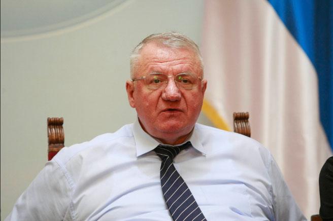 Šešelj: Mičel došao da uruči ultimatum Srbiji da prihvati ulazak Kosova u UN