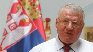 Šešelj: Premijerka do Nove godine da rekonstruiše kabinet, urgentna smena Nebojše Stefanovića