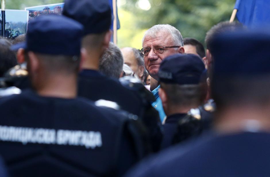 Šešelj hoće da se žali na presudu o progonu Hrvata