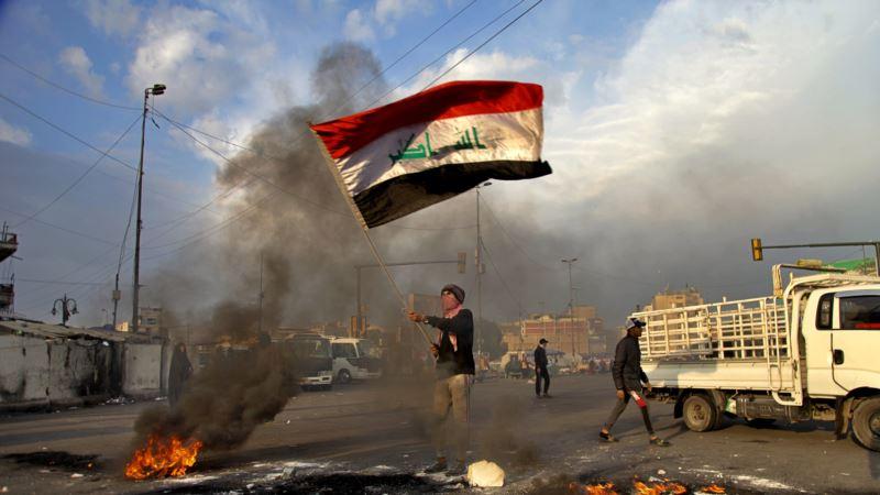 Šest mrtvih na iračkim protestima