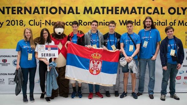 Šest olimpijskih medalja za mlade matmatičare