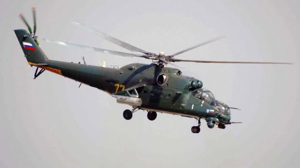 Šest stvari koje morate znati o helikopteru Mi-35M