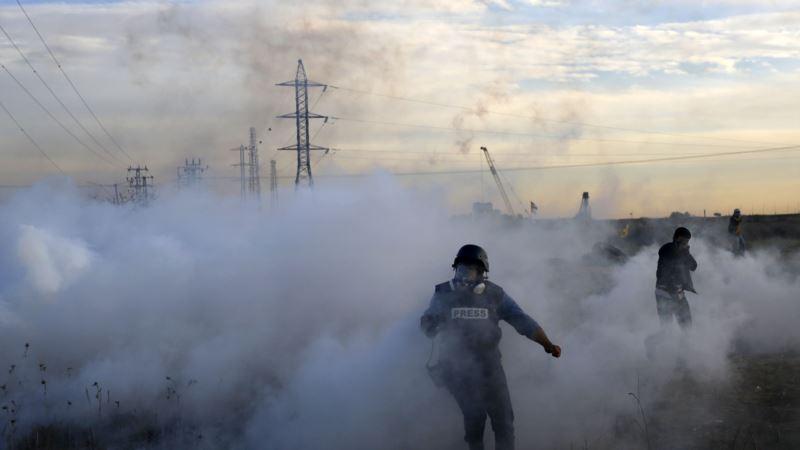 Šestoro Palestinaca poginulo u protestima na granici Gaze