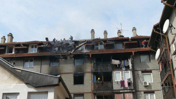 Osam osoba stradalo – Vatrogasna služba nije posjedovala stube!