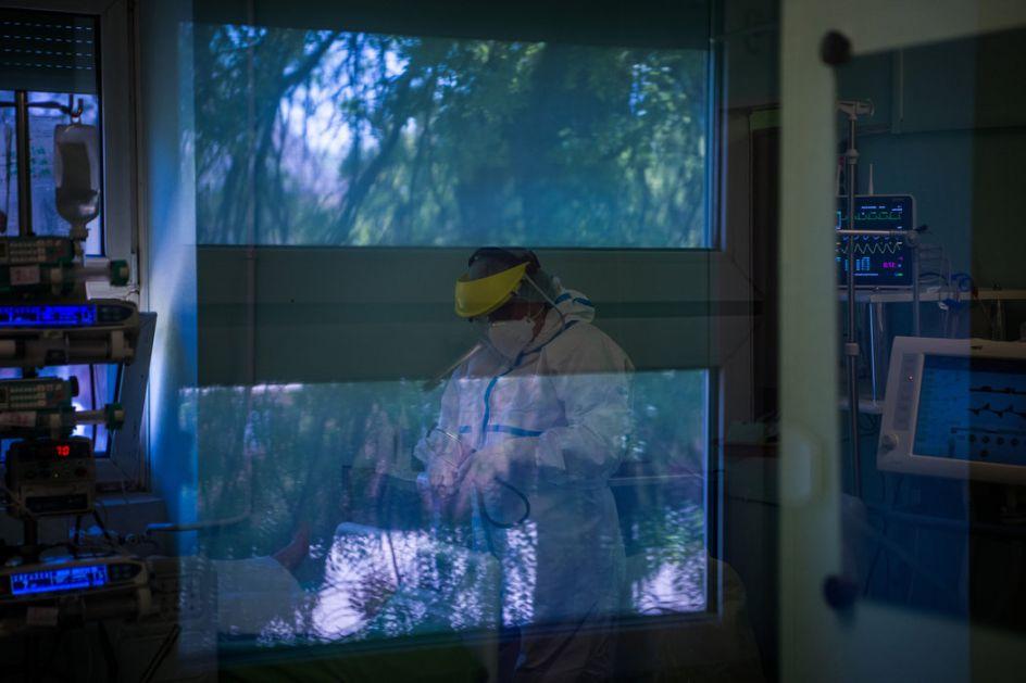Šestoro pacijenata u teškom stanju u KC Niš, od danas oštrije mere u borbi protiv korone