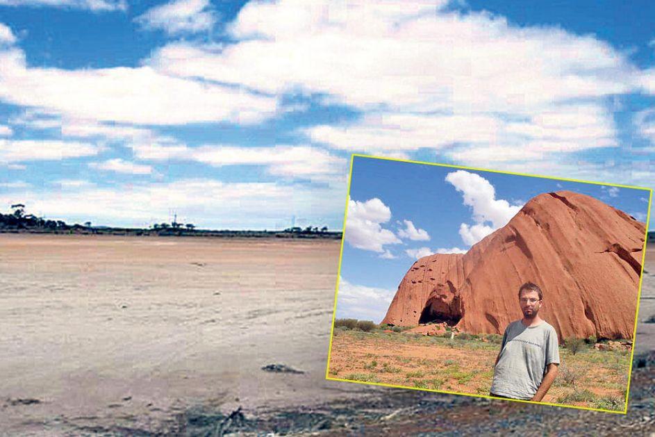 Šetnja svemirskom pustinjom na najmanjem kontinentu