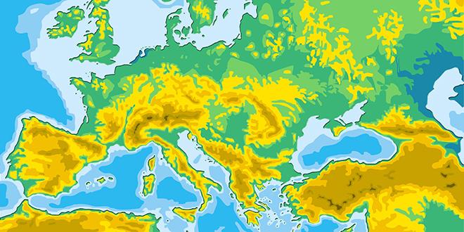 Sever Evrope: Nivo radijacije blago povišen, uzrok nepoznat