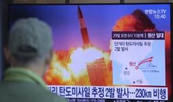Severna Koreja ispalila još dva projektila u more