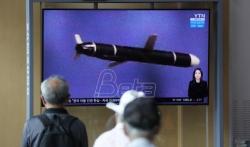 Severna Koreja ispalila neidentifikovani projektil u more