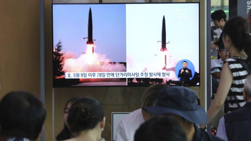 Severna Koreja lansirala dve rakete