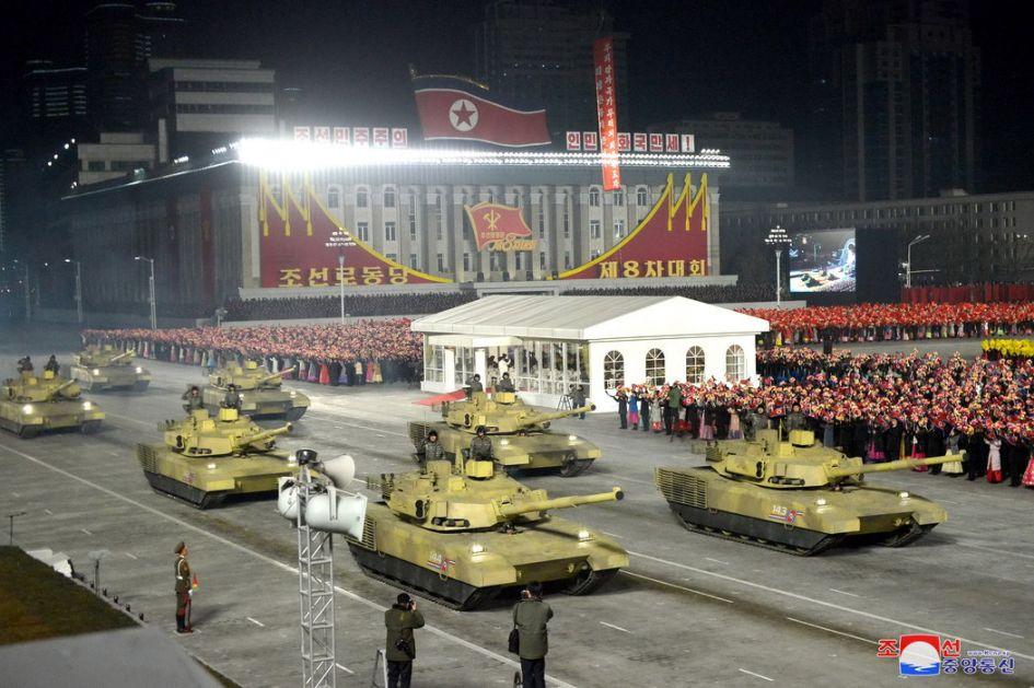 Severna Koreja predstavila najmoćnije oružje na svetu