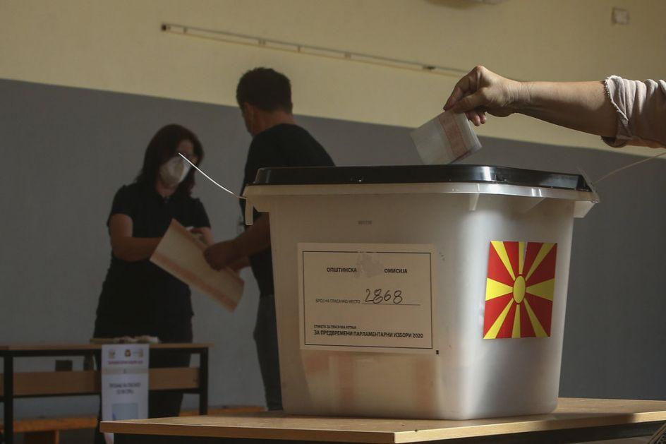 Severna Makedonija: SDSM proglasio pobedu, izlaznost 50,86 odsto