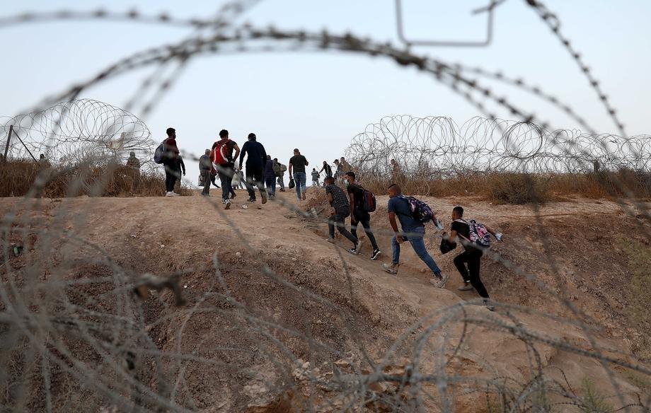 Severna Makedonija: Sprečen pokušaj ilegalnog prelaza 252 migranata