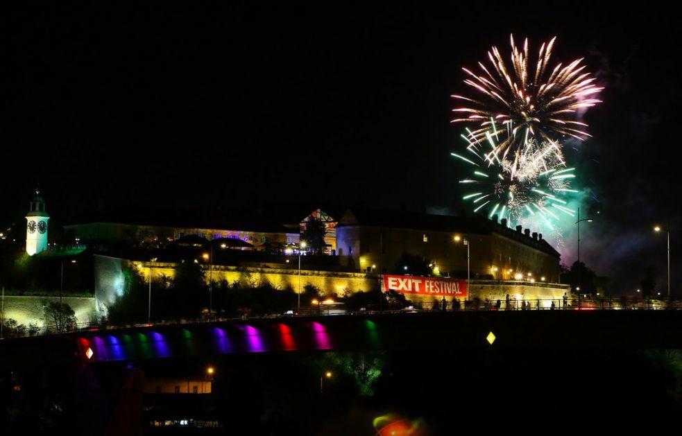 Sheck Wes, Paul Kalkbrenner, Nina, Paul Van Dyk, Honey Dijon i Solomun pojačavaju veliku proslavu 20. godišnjice EXIT festivala