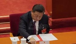 Si u petak učestvuje na onlajn francusko-nemačko-kineskom sastanku o klimi