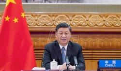 Si uverava Merkel i Makrona da će Kina ispuniti obećanje u vezi s klimatskim promenama