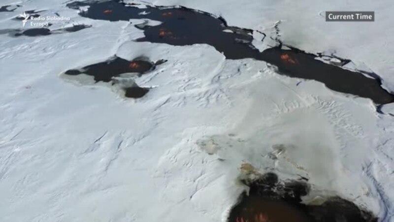 Sibirske reke u plamenu