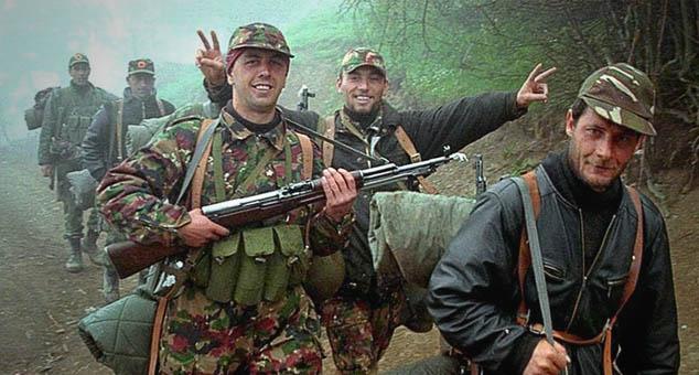 Šifrovani nadimci komandanata terorističke UĆK