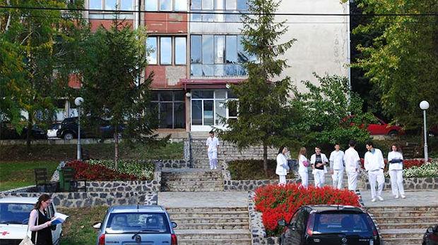 Silvana Arsović primljena u bolnicu