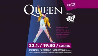 Simfonijska posveta legendarnom Queenu u Laubi