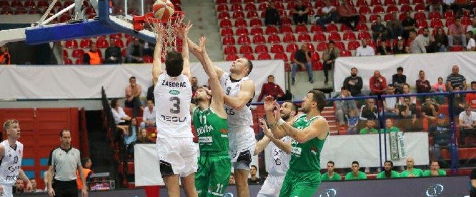 Simonović srušio Partizan za pobedu Cedevita Olimpije