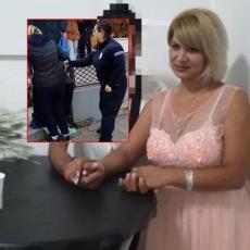 Sin žene koja je pesnicom udarila milicajku OTKRIVA STANJE SVOJE MAJKE: Sadija nije dobro! (FOTO)