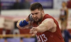Sinančević postavio novi rekord Srbije u bacanju kugle