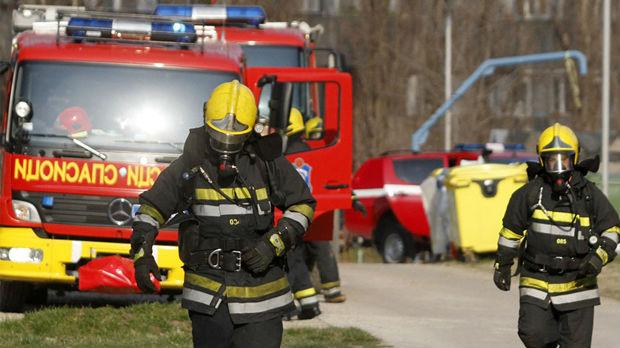 Sindikat Sloga tvrdi da je podmetnut požar u kući predsednika vojnog sindikata