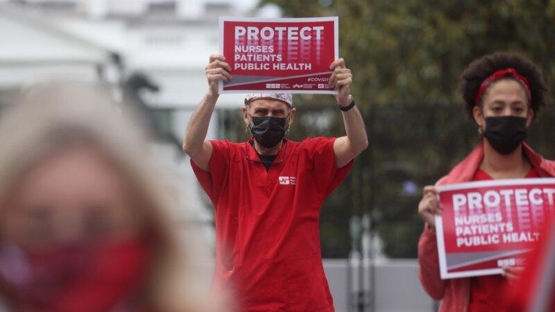 Sindikat medicinskih sestara u SAD protiv preporuke da vakcinisani ne nose maske