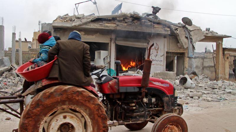 Sirija: U napadima poginulo skoro 300 civila
