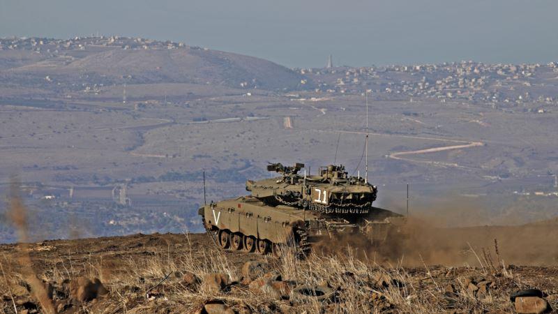 Sirijska vojska izvijestila o izraelskim napadima na južni Damask