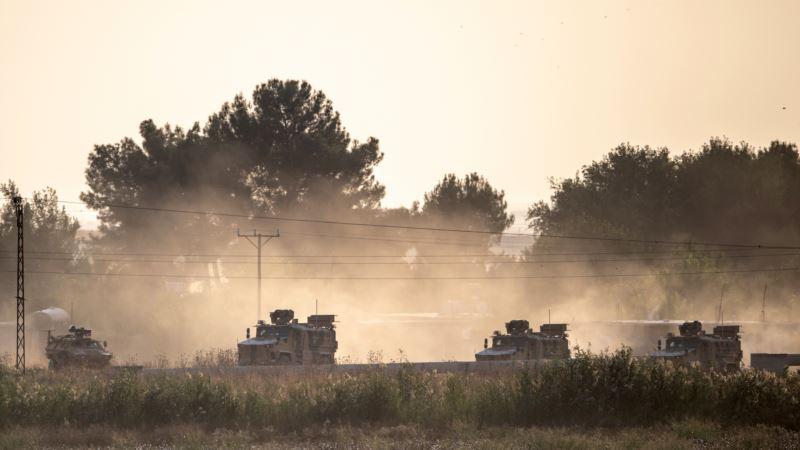 Sirijska vojska ušla u kurdski grad Kobani na granici s Turskom