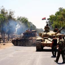 Sirijska vojska zauzela tursku osmatračnicu! CEO SEVER HAME JE OSLOBOĐEN! (MAPA)
