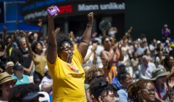 Širom SAD obeležen novi državni praznik Džuntint kojim se slavi okončanje ropstva