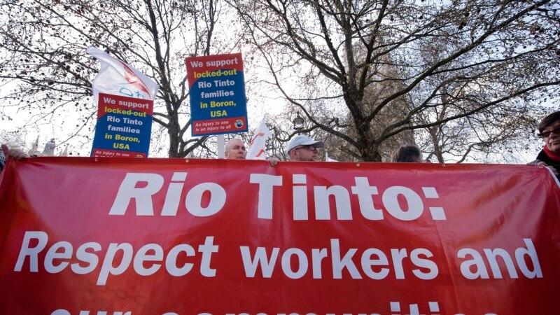 Širom Srbije, ali i nekoliko gradova sveta, okupljanja zbog Rio Tinta