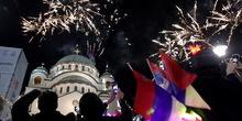 Širom Srbije dočekana Srpska nova godina