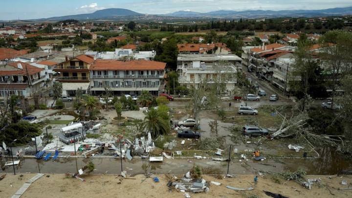 Situacija na Halkidikiju se postepeno normalizuje