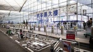 Situacija se smirila na aerodromu u Hong Kongu
