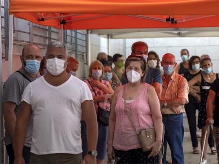 Situacija vrlo ozbiljna: Više prijema nego otpusta iz bolnica širom Srbije