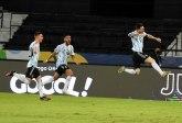 Sjajan gol Mesija iz slobodnog udarca, Argentini samo bod VIDEO