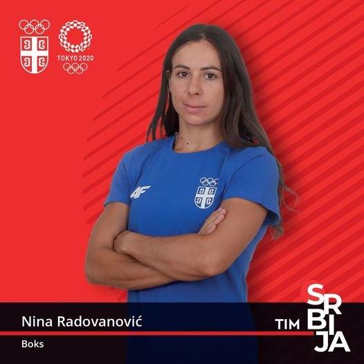 Sjajna Nina Radovanović na korak do medalje!