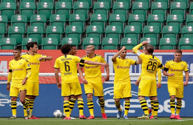Sjajne vesti za Dortmund pred Klasiker!
