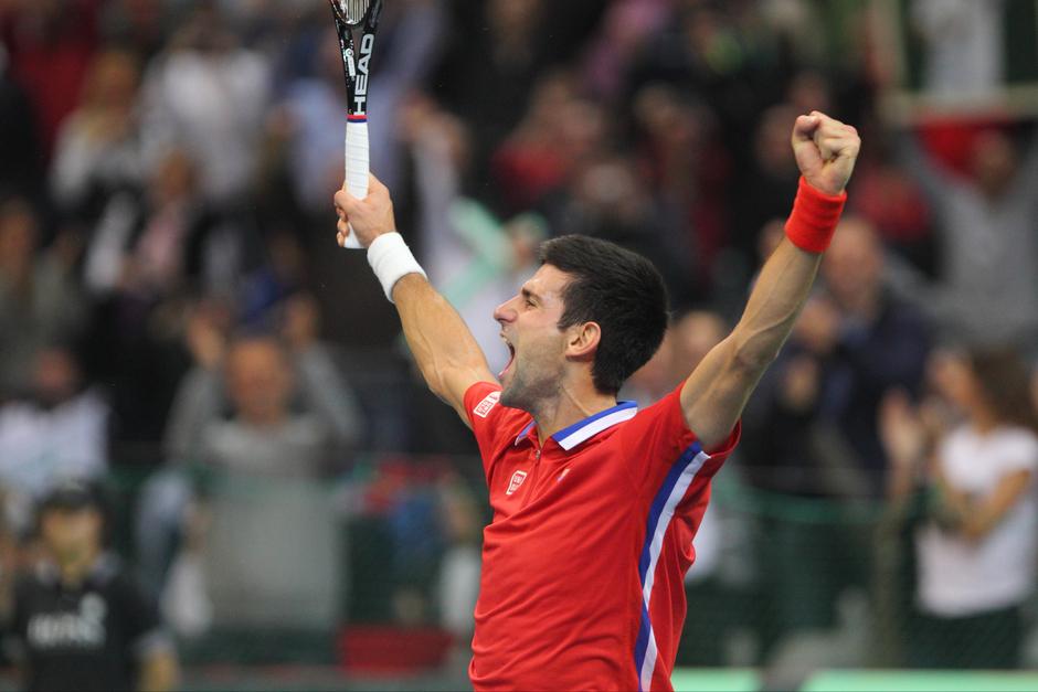 Sjajne vesti za Srbiju: Novak IGRA u finalu Dejvis kupa