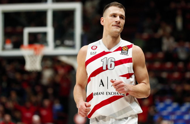 Sjajni Nedović vodio Olimpiju do nove pobede