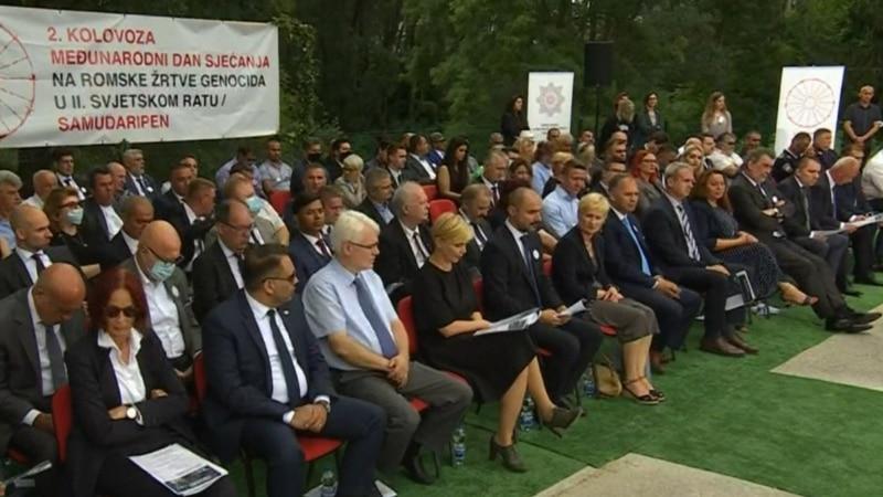 Sjećanje na Rome pobijene od ustaškog režima u Drugom svjetskom ratu
