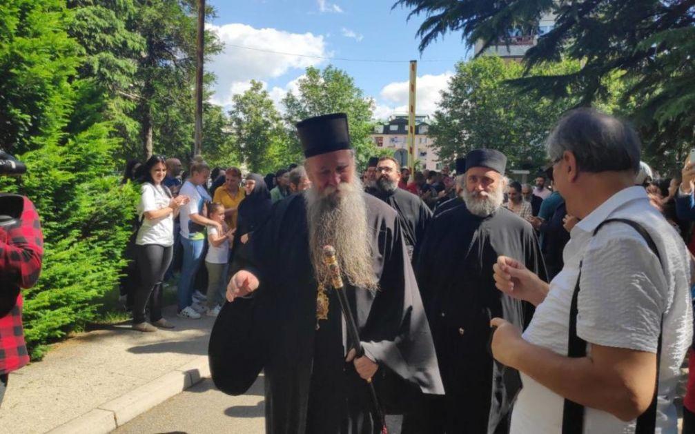 Sjutra nastavak suđenja vladici Joanikiju i sveštenicima