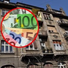 Skače cena stanova za iznajmljivanje: Za GARSONJERU ode i pola plate, a ima i DODATNIH TROŠKOVA!