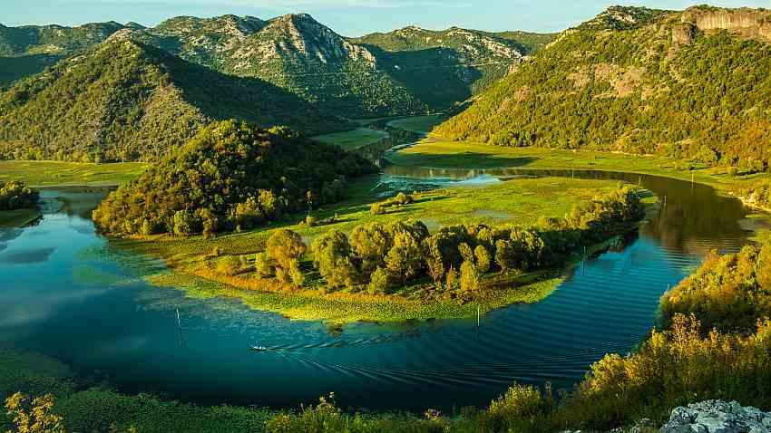 Skadarsko jezero: Predstavljamo vam živopisna ribarska sela, vidikovce, plaže, tvrđave i manastire