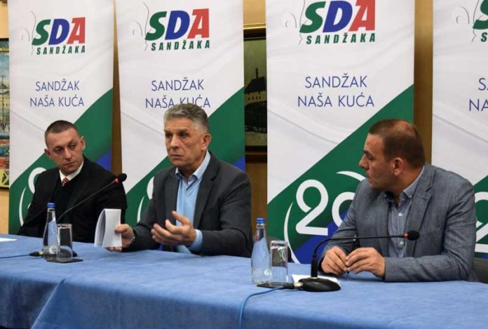 Skandalozno / Ugljanin zloupotrebljava prostorije BNV u stranačke svrhe