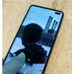Skener otiska prsta Samsung Galaxyja 10 može se lako prevariti